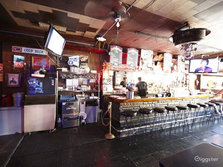 Bar/lounge: Location 5039