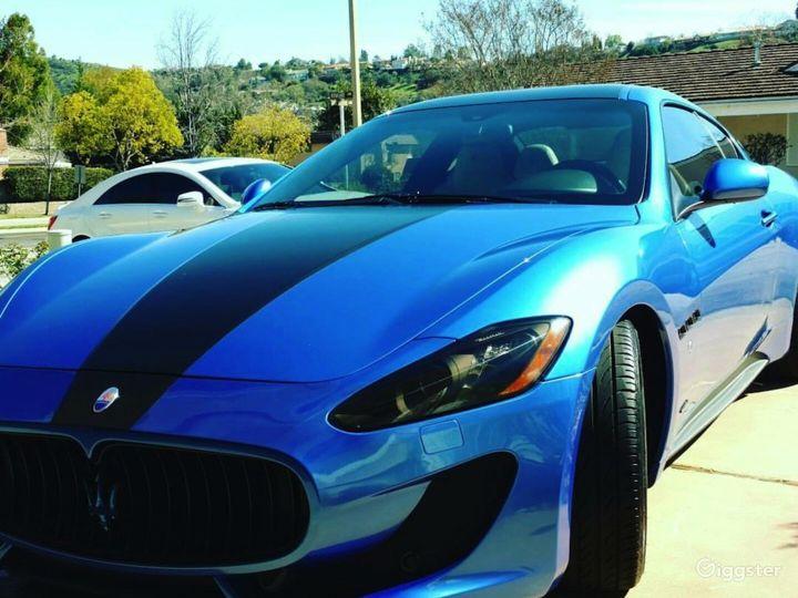 2013 Maserati Gran Turismo 70,003