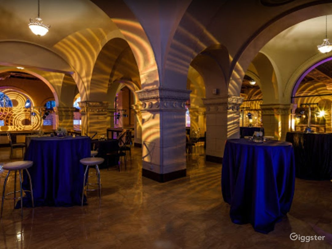Lavish Grand Hall in Los Angeles Photo 1