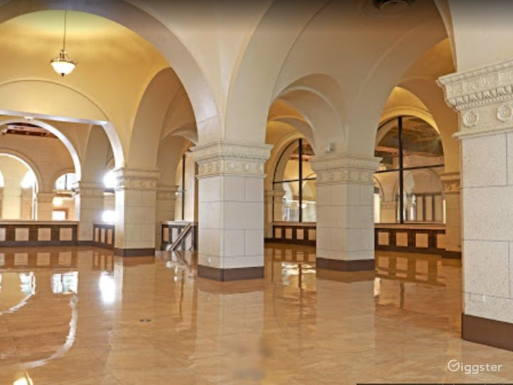 Lavish Grand Hall in Los Angeles Photo 5