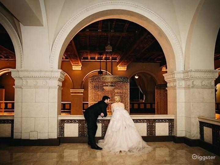 Lavish Grand Hall in Los Angeles Photo 4