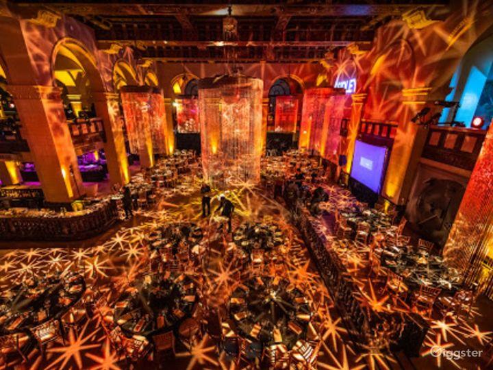 Lavish Grand Hall in Los Angeles Photo 3