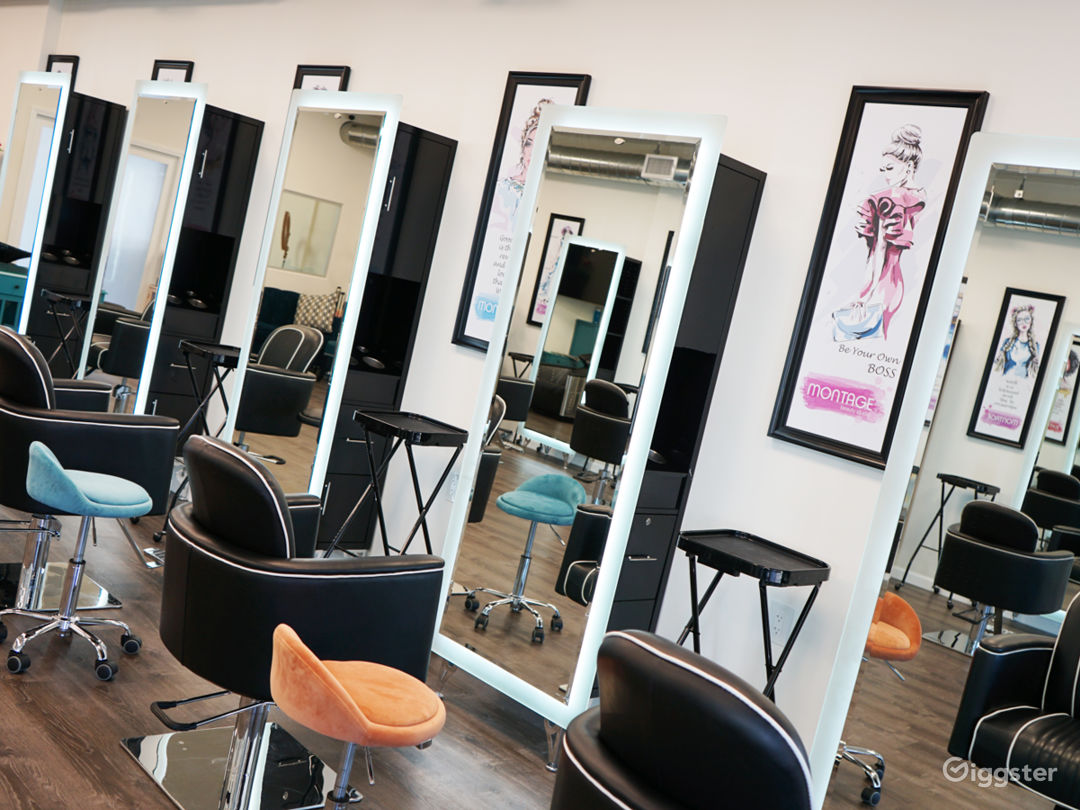 Modern and Bright Beauty Studio Photo 1