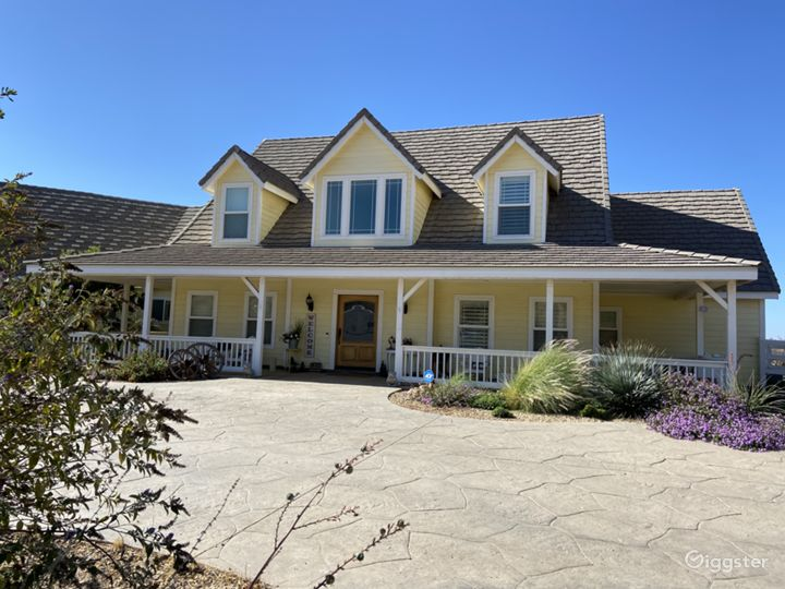 Country Ranch Home w/ Pool & Wrap Around Porch