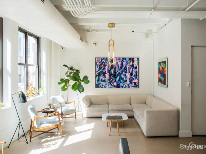 Contemporary Event Space in NoMad (Full Buyout) Photo 3