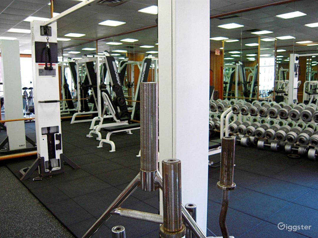 Unique Fitness Gym in Midtown East Photo 1