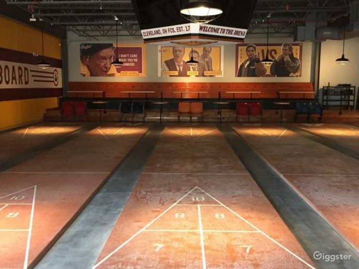 Largest Shuffle Arena in Cleveland Photo 3
