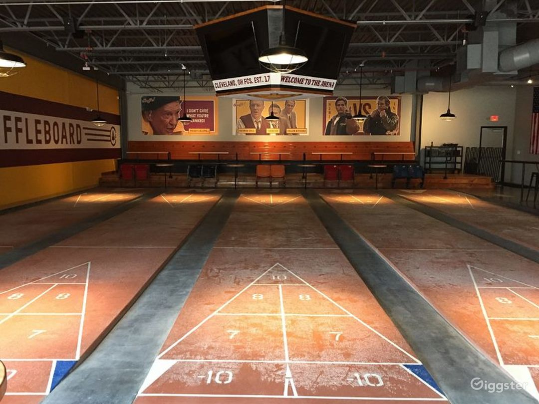 Largest Shuffle Arena in Cleveland Photo 1