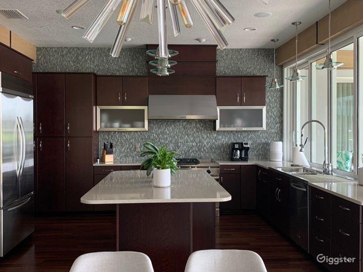 Unique Architectural Design Home Photo 4