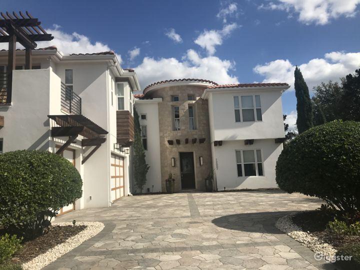Unique Architectural Design Home