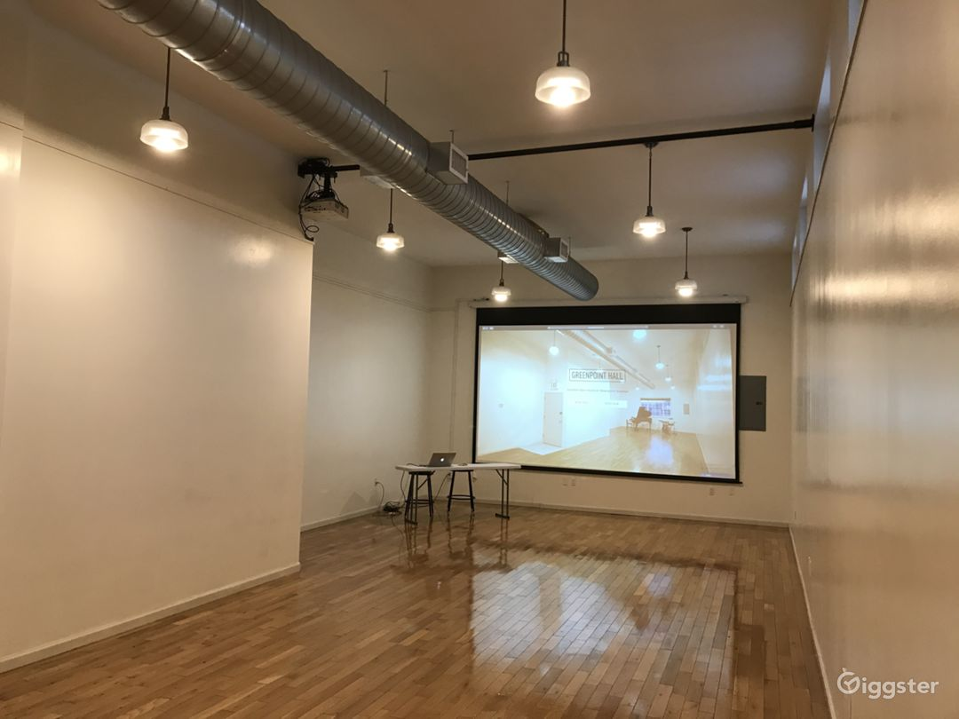 Beautiful Event Space in Greenpoint Photo 3