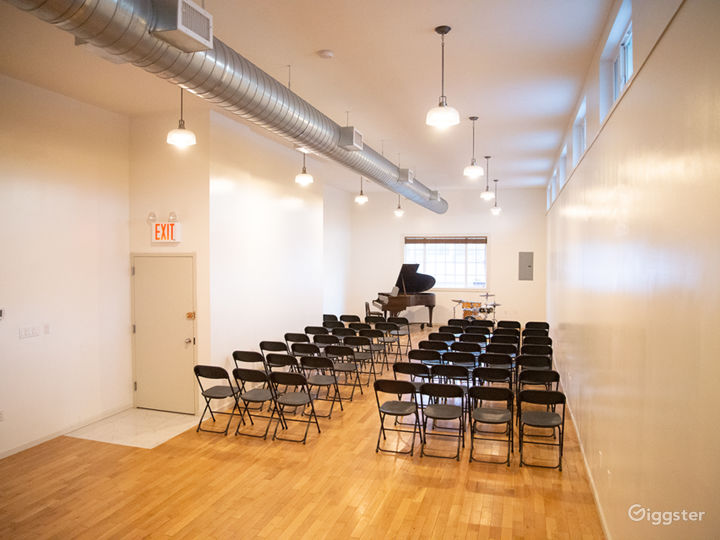 Beautiful Event Space in Greenpoint