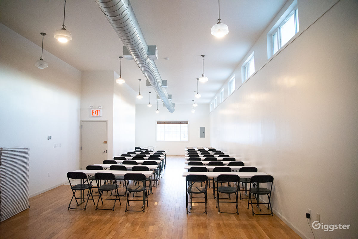 Charming Event Space in Greenpoint New York Rental
