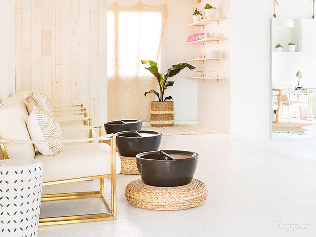 Boho Zen Beauty Salon Photo 3