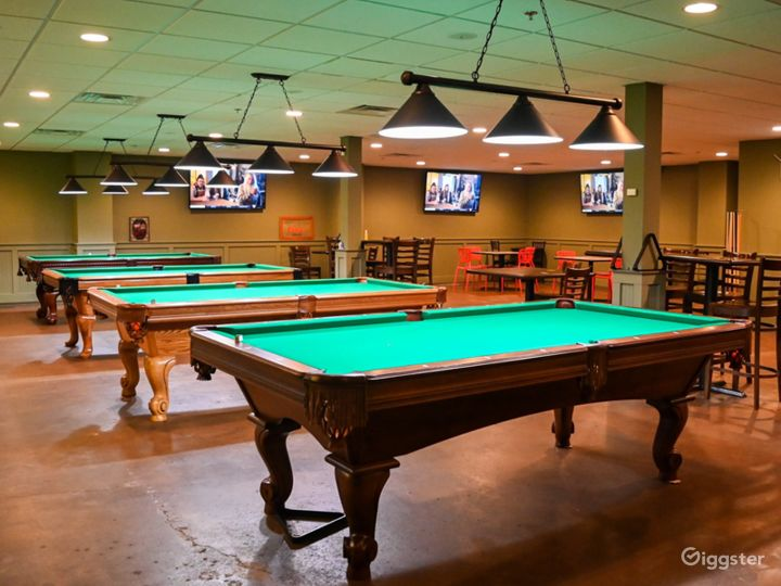 The Pool Room - Industrial Rustic Event Venue Photo 2