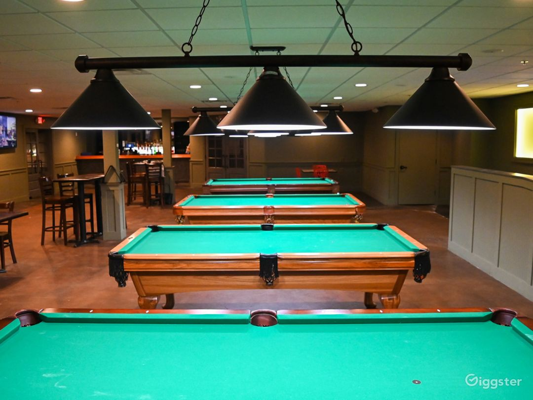 The Pool Room - Industrial Rustic Event Venue Photo 1