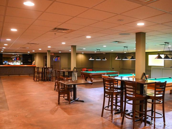 The Pool Room - Industrial Rustic Event Venue Photo 3