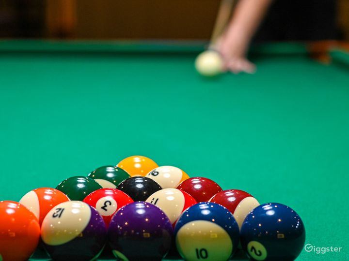 The Pool Room - Industrial Rustic Event Venue Photo 5