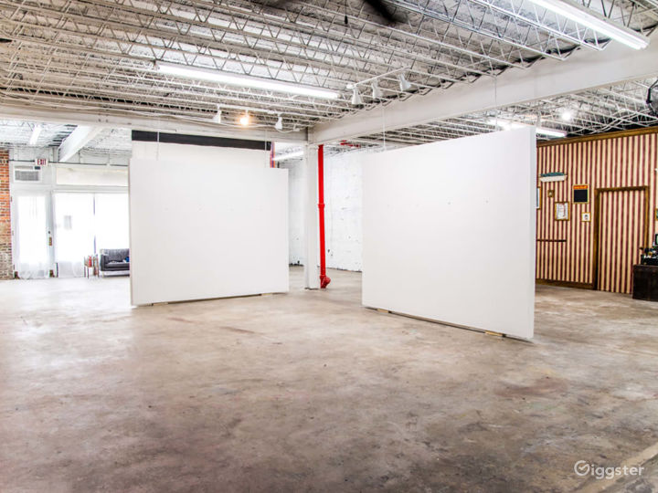 Spacious Photography Studio and Art Gallery in Orlando Photo 5
