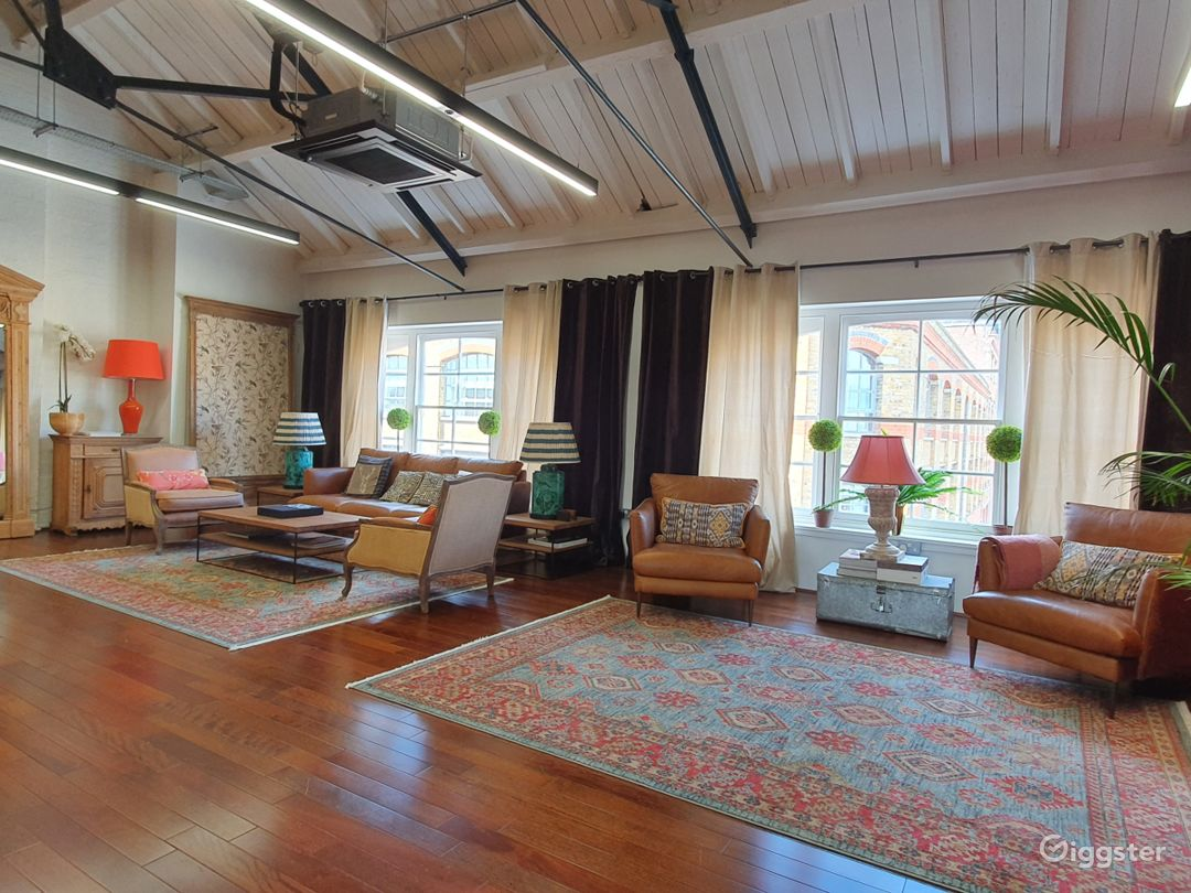 Stylish Chalet Studio in London Photo 1