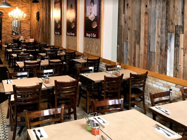 A Bright Indoor Dining Space in Mountain View Photo 5