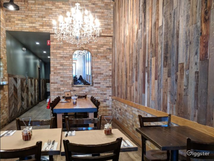 A Bright Indoor Dining Space in Mountain View Photo 4
