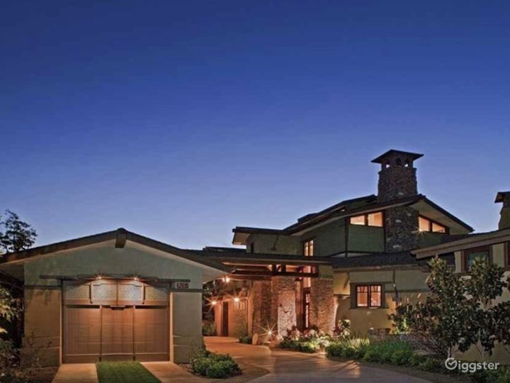 Beautiful Craftsman Home-Green And Green Inspired Photo 2