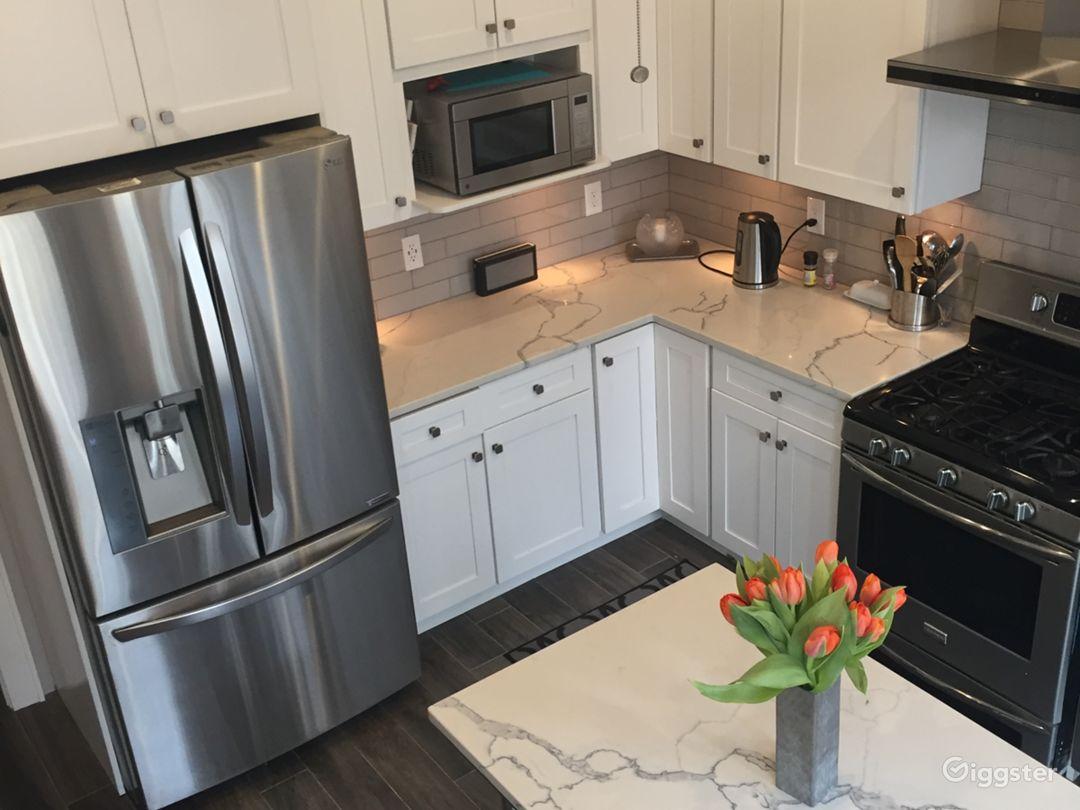 Stunning modern kitchen