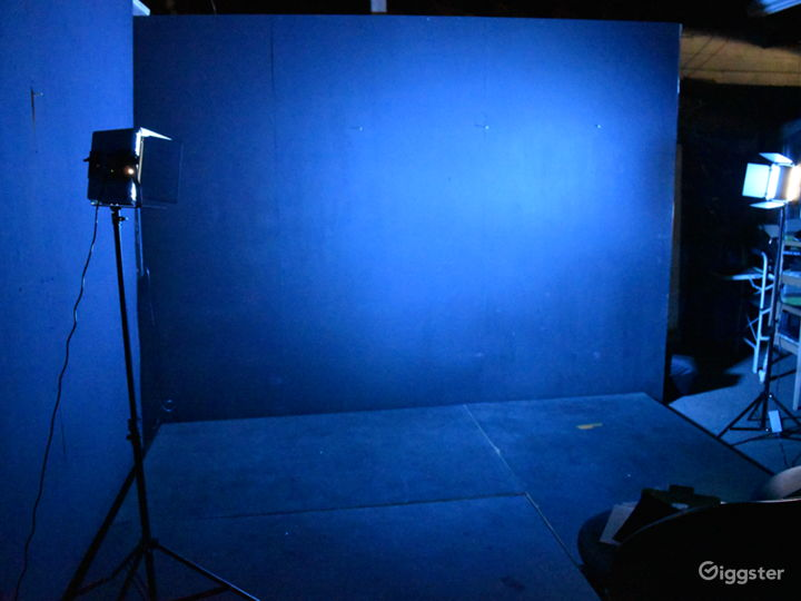 Price Friendly Convenient Studio with Green Screen Photo 4