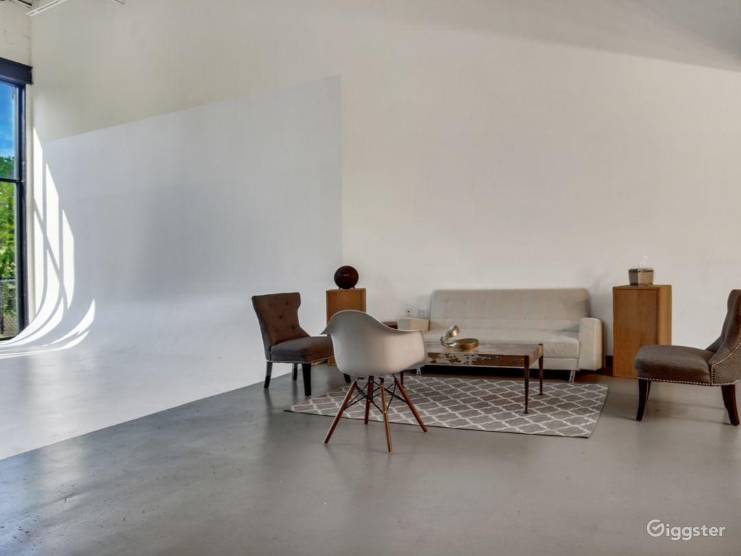Lounge area/prop furniture