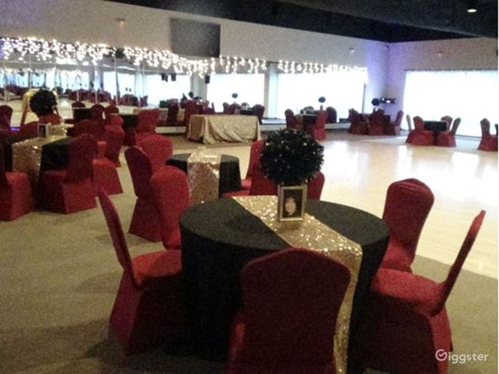 Spacious and Sophisticated Event Venue
