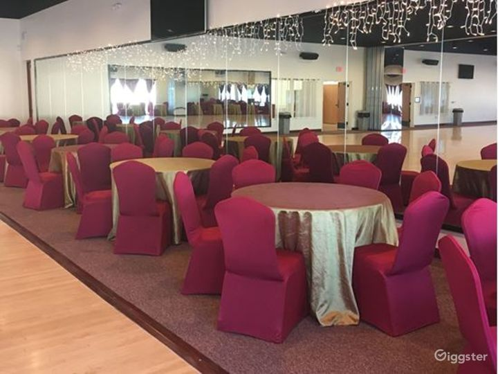 Spacious and Sophisticated Event Venue  Photo 2