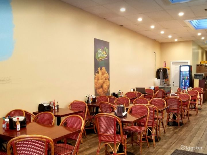 Exquisite, Clean and Friendly Restaurant Space for Multipurpose Functions Photo 2
