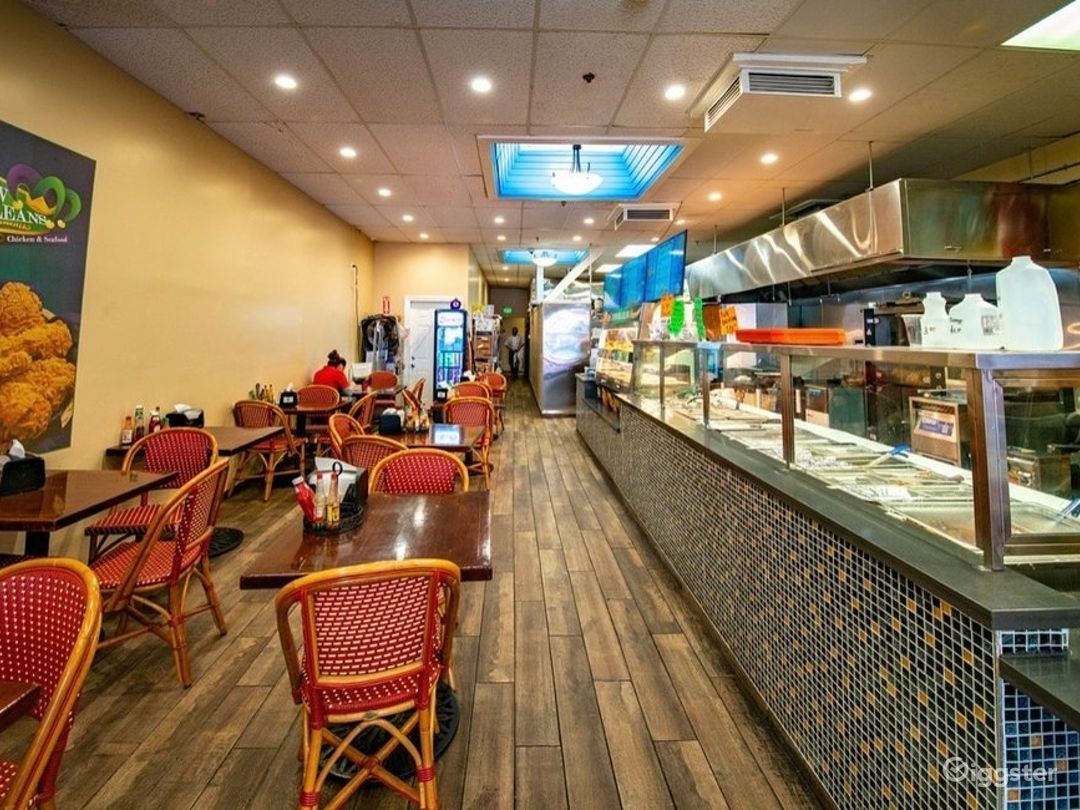 Exquisite, Clean and Friendly Restaurant Space for Multipurpose Functions Photo 1