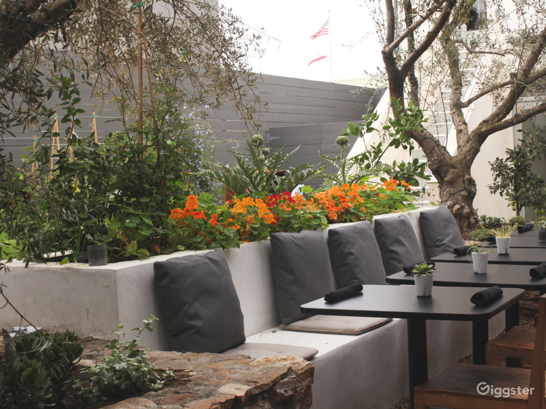 seating patio