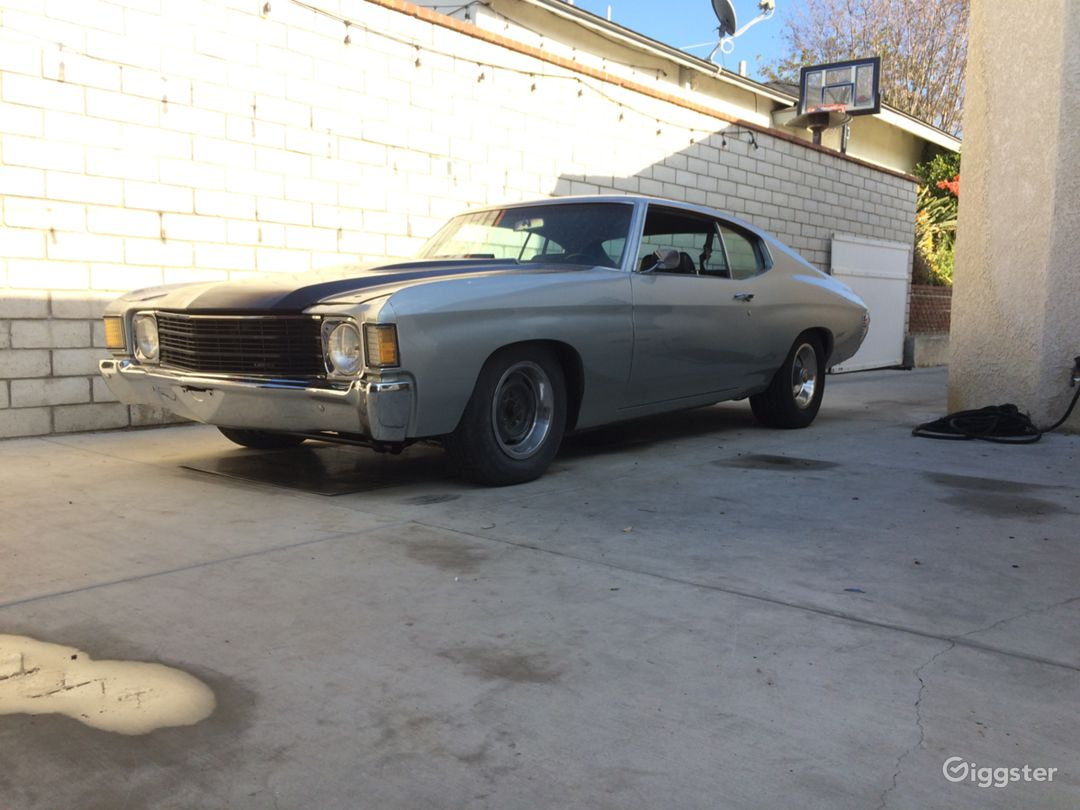1972 Chevelle SS Photo 3