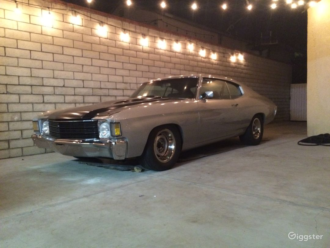 1972 Chevelle SS Photo 1
