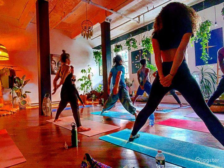 Yoga Studio - 2nd Floor Photo 5