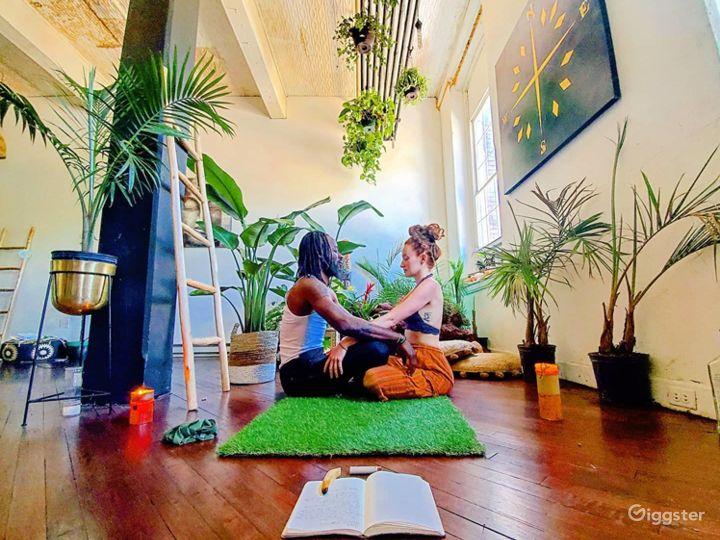 Yoga Studio - 2nd Floor