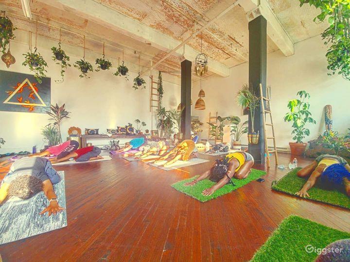 Yoga Studio - 2nd Floor Photo 2