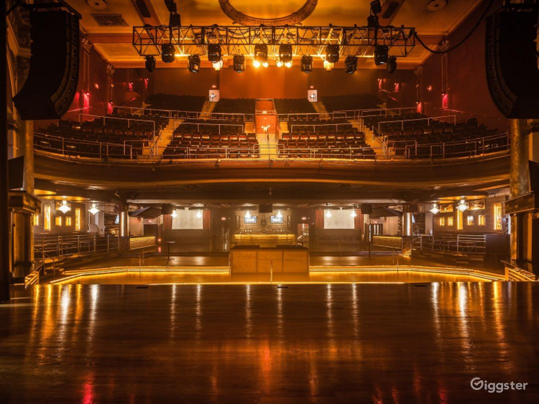 Massive and Stunning Theater and Events Venue in Providence  Photo 1