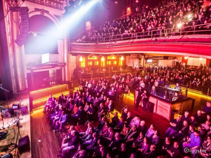 Massive and Stunning Theater and Events Venue in Providence  Photo 2