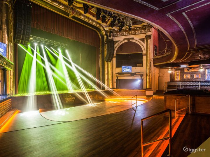 Massive and Stunning Theater and Events Venue in Providence  Photo 3