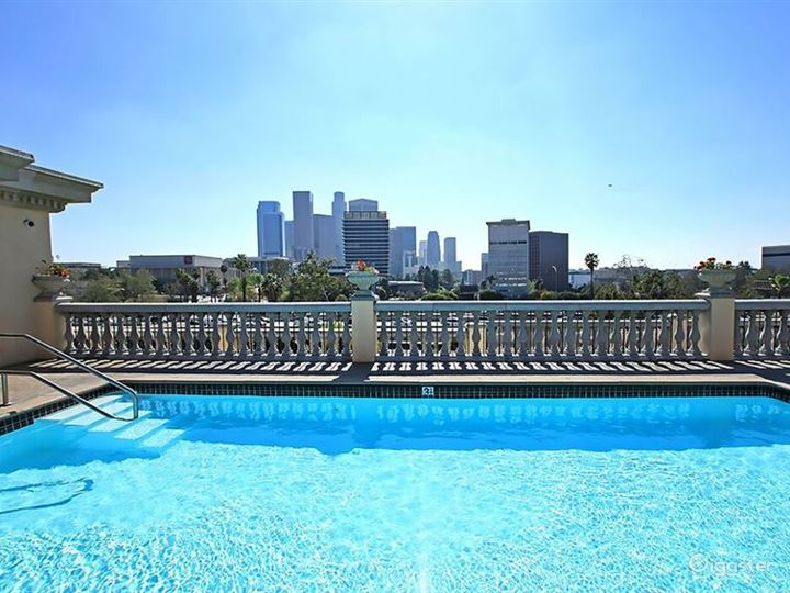 Luxury Pool in Heart of LA Photo 5
