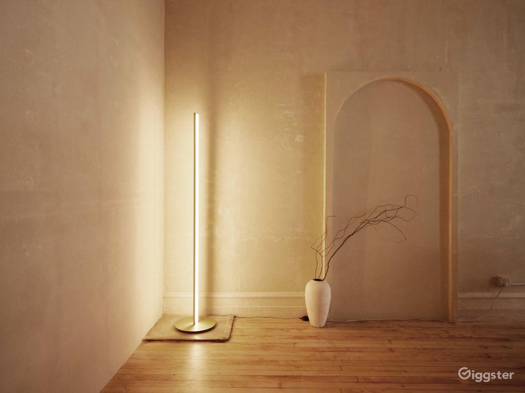 Modern Wabi-Sabi Design Soho Loft  Photo 1