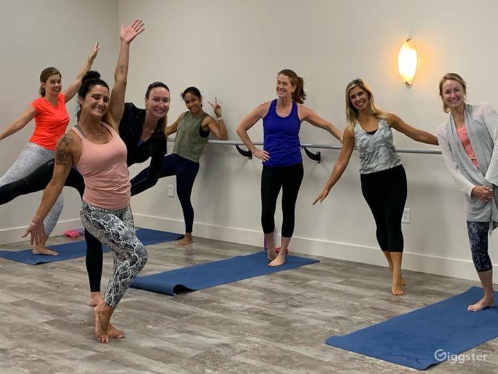 Amazing Yoga, Barre, and Dance Studio Space Photo 2