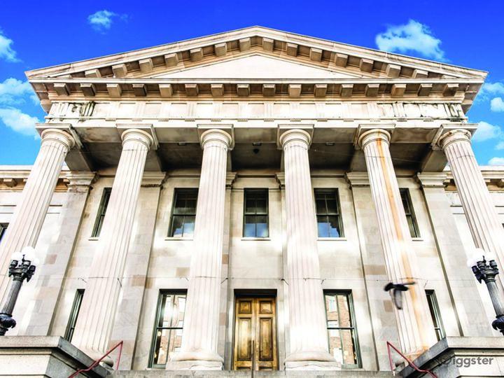 The Historic San Francisco Mint - 92,000 sq. ft.
