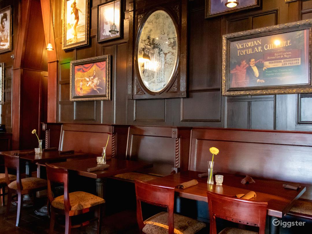 Downtown Victorian Pub Photo 4