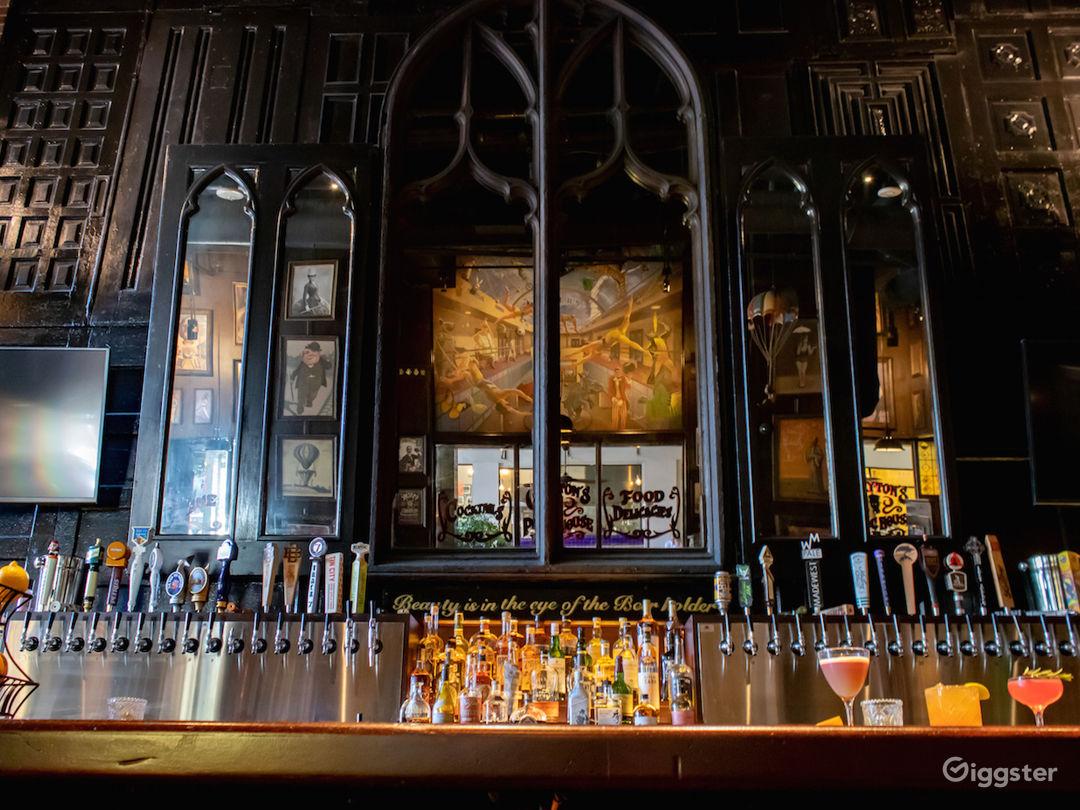Downtown Victorian Pub Photo 1