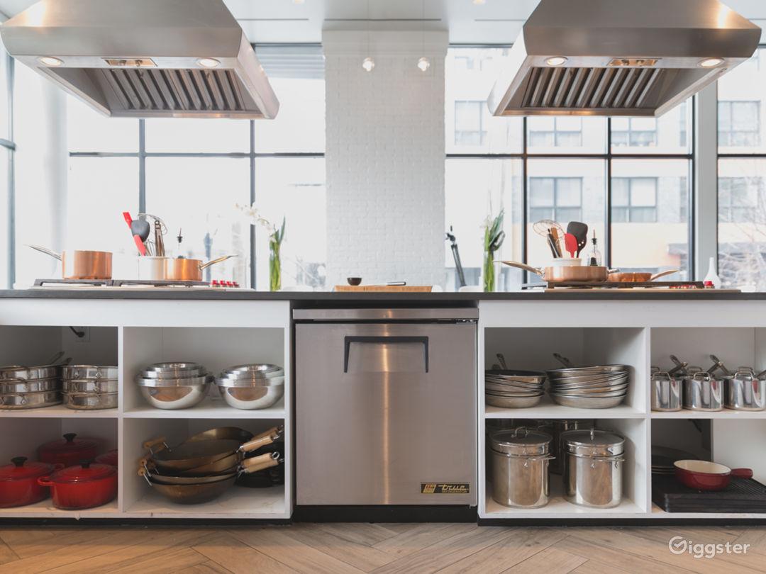 Kitchen 1 - equipment